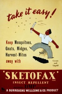 advertisement_for_sketofax_insect_repellent_wellcome